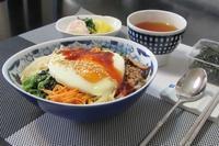 絶品ビビンパ❣️ - Mme.Sacicoの東京お昼ごはん