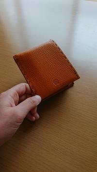 財布を変える - わたし。 ~手芸と日録~