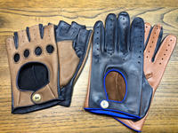 Just arrived two pieces of driving gloves - PATEK PHILIPPE Blog by Luxurydays.