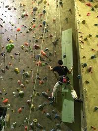 【スクール】 登攀塾 (5月2日) - ちゃおべん丸の徒然登攀日記