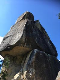 小川山おばさん岩~サイコロ岩(5月4日) - ちゃおべん丸の徒然登攀日記