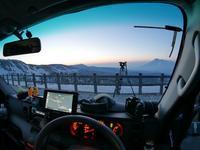 八幡平の朝。朝ぼらけの岩手山と雪の回廊を独り占め♪・・・2018東北一人旅シリーズ(その6) - 『私のデジタル写真眼』