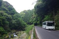 駒返・岩元入口 - リンデンバス ~バス停とその先に~