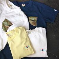 TES,新作Tシャツを使ってイージーな夏コーデはいかがでしょう?! - CHARGER JOURNAL