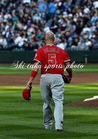 Los Angeles AngelsAlbert Pujols - SHI-TAKA   ~SPORTS PHOTO~