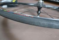 自転車のタイヤ交換 - 絵具箱の海