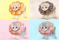 【出展】5/12〜13 デザインフェスタ vol.47 A-184 - junya.blog(猫×犬)リアリズム絵画
