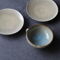 竹本ゆき子さんの片口小鉢と小皿 - 暮らし用品便り