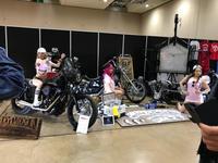 '15 FLHXS/Plugin Sapporo 2018 - 旭川市のカスタムハーレー部門・スーパーカブ部門・ガレージ部門 S&F Group合同ブログ!