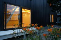 庭を生かした建て替え - 函館の建築家 『北崎 賢』日々の遊びと仕事