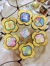 2018日本ホビーショーご報告②ワークショップを真剣に考えすぎてみた - 東京・卵の殻の虹色モザイク・EGG SHELL MOSAIC®/エッグシェルモザイク®