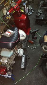 こんな日は・・・ - 大阪府泉佐野市 Bike Shop SINZEN バイクショップ シンゼン 色々ブログ