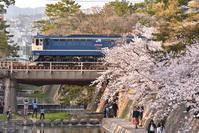 EF65 貨物 夙川橋梁 - レイルウェイの日記