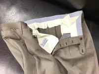 Bespoke Pants - Milestoneのブログ