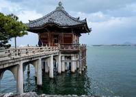 鯖街道から帰路、琵琶湖浮御堂へ ② - 写真の散歩道