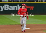 Los Angeles AngelsMike Trout - SHI-TAKA   ~SPORTS PHOTO~
