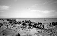 浜辺にて(その4) - そぞろ歩きの記憶