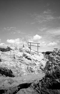 浜辺にて(その5) - そぞろ歩きの記憶
