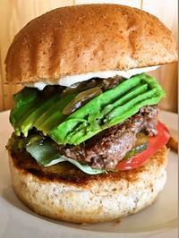 071大森町・locofee - Avocado Burger Holic