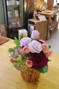 母の日や御祝、お誕生日にアレンジメントを! - 花と暮らす店 木花 Mocca