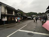 走り梅雨の中、白壁の町へ (続) - 九天のブログ