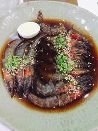 ソウルでエビを食べ尽す - 今日も食べようキムチっ子クラブ(料理研究家 結城奈佳の韓国料理教室)