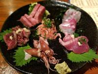 うまい魚と天ぷら ジロー - 日々とわたし、時々あぶく。