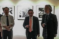 原直久作品展「蜃気楼 IV」レセプションパーティーへ行ってきました。 - 写真家 永嶋勝美の「散歩の途中で . . . !」