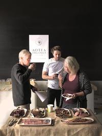 アオテア・バーンのオープニング祝賀パーティー/ the Opening Event at Aotea Barn - アメリカからニュージーランドへ