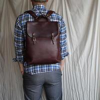 terve (テルベ) 『elbamatt leather classic rucksack』 - 奈良県のセレクトショップ IMPERIAL'S (インペリアルズ)