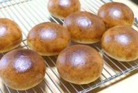 ミルクロールなど - ~あこパン日記~さあパンを焼きましょう