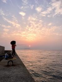 2018年馬渡島遠征2日目~そして最後のマキエには~ - ロンの釣り、時々日常。