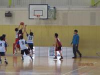 20180506_練習試合 - 日出ミニバスケットボール