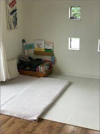 【 リビングに寝返り始めた赤ちゃんの居場所を 】 - 片付けたくなる部屋づくり