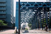 青い橋 - BobのCamera