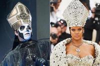 RihannaがPapa Emeritusになってみた? - 帰ってきた、モンクアル?