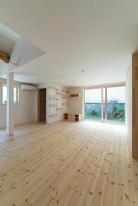堀之内の家リノベーション ビフォーアフター - 加藤淳一級建築士事務所の日記