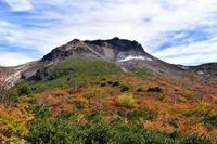 地獄絵と紅葉と眺望を楽しむ山歩き~2016年10月 那須茶臼岳+朝日岳 - 殿様な山歩き