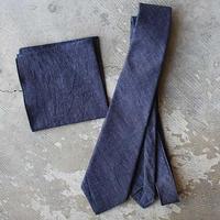 Atelier de vêtements 『denim tie / denim pocket handkerchief』 - 奈良県のセレクトショップ IMPERIAL'S (インペリアルズ)