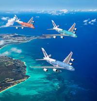 ANAのエアバスA380、3機の違いは目にあった♬ - Air Born Japan 日本の空を、楽しもう!