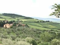 オルチャ渓谷にある『あしあと』を探しに・・・(序章) - フィレンツェのガイド なぎさの便り