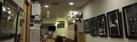 5月11日(金)、松本フジコ写真展「モノクロの似合う街神戸」始まりました - フォトカフェ情報