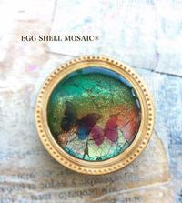 自分でゼロから考えたんですって、もっと言わないといけないみたい - 東京・卵の殻の虹色モザイク・EGG SHELL MOSAIC®/エッグシェルモザイク®