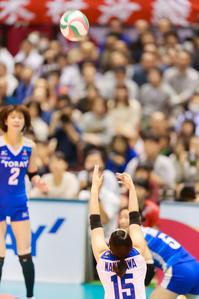 中川有美 ~東レアローズ~ - Tatsuya Uehara Photo Blog S