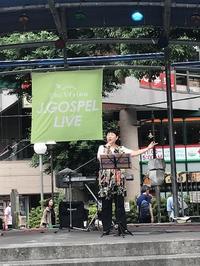 池袋 J GOSPEL LIVE は祝福されました。 - The Gate of Praise 祝福日記