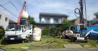 地盤改良 - きの家を建てる