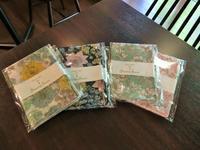 2018オーガニックコットンストール入荷 - 茶論 Salon du JAPON MAEDA