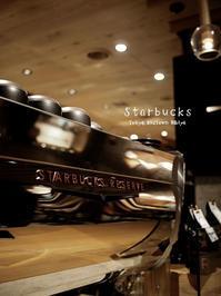 STARBUCKS 東京ミッドタウン日比谷店 /    GINZA SIX店 - Favorite place