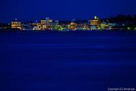 夜の島 - ひつじ雲日記
