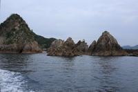 山陰の松島~浦富海岸~遊覧船巡り初めての山陰ツアー⑩ - 風の彩り-2